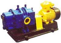 Rotary gas blowers of the 1Г (1G) series